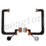Charging Port with PCB board and Vibrator Motor for Alcatel One Touch Idol 4 6055