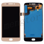 LCD Screen Display with Digitizer Touch Panel for Motorola Moto E4 XT1768 - Gold