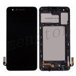 LCD Screen Display with Digitizer Touch Panel and Bezel Frame for LG K8 2018 SP200,LM-X210ULMG,LM-X210CM,Aristo 2/ LG Phoenix 4 - Black