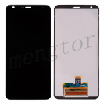 LCD Screen Display with Digitizer Touch Panel for LG Stylo 4  Q710 Q710MS - Black