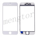 3 in 1 Front Screen Glass Lens with LCD Digitizer Frame and OCA for iPhone 6S (4.7 inches) - White