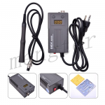 50W Mini Portable Digital Control Temperatures Soldering Station for Mobile Phone Repair(T13 Heating Element Required)