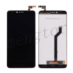 LCD Screen Display with Digitizer Touch Panel for ZTE Zmax Pro Z981 - Black