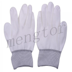 1Pair L Size Antiskid Workshop Gloves for Mobile Phone Repair