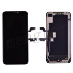 OLED LCD Screen Display with Touch Digitizer Panel and Frame for iPhone XS Max(6.5 inches)(Super High Quality) - Black