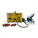 Multi Function Digital Hot Air / Soldering Rework Station 909S (Build in DC Power Supply and USB Music Player)