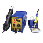 Lead Free Soldering / Hot Air Rework Station 878L
