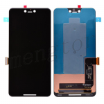 OLED Screen Display with Touch Digitizer Panel for Google Pixel 3 XL - Black