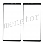 Front Screen Glass Lens for Samsung Galaxy Note 9 N960 - Black