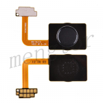 Home Button with Flex Cable,Connector and Fingerprint Scanner Sensor for LG G7 ThinQ LM-G710 - Black