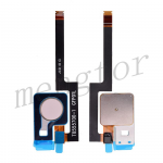 Home Button with Flex Cable,Connector and Fingerprint Scanner Sensor for Google Pixel 3 XL - Pink