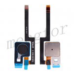 Home Button with Flex Cable,Connector and Fingerprint Scanner Sensor for Google Pixel 3 XL - Black