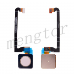 Home Button with Flex Cable,Connector and Fingerprint Scanner Sensor for Google Pixel 3 - Pink