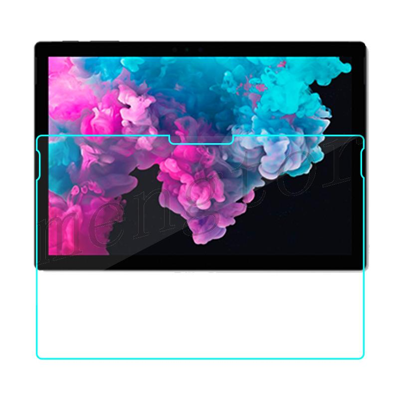 2D Tempered Glass Screen Protector for Microsoft Surface Pro 6 (Retail Packaging)