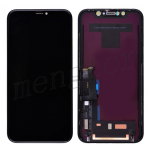 LCD Screen Display with Touch Digitizer Panel and Frame for iPhone XR(6.1 inches)(Super High Quality) - Black