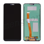 LCD Screen Display with Digitizer Touch Panel for Huawei P20 Lite - Black