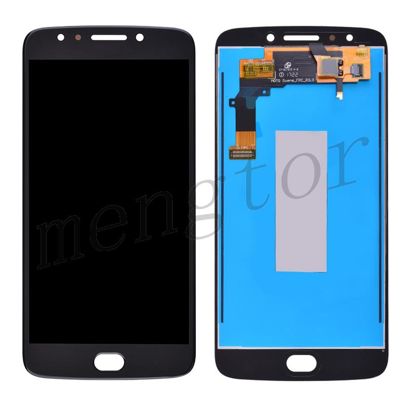 LCD Screen Display with Digitizer Touch Panel for Motorola Moto E4 Plus XT1774 XT1775 - Black