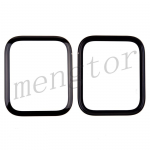 Front Screen Glass Lens for Apple Watch Series 4 44mm - Black