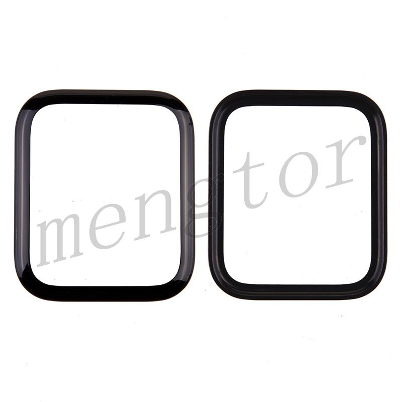 Front Screen Glass Lens for Apple Watch Series 4/ 5/ 6 40mm/ iWatch SE 40mm - Black