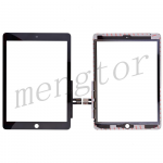 Touch Screen Digitizer for iPad 6(2018) A1893 A1954 - Black