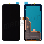 LCD Screen Display with Digitizer Touch Panel for LG V40 ThinQ V405 - Black
