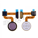 Home Button With Flex Cable for LG V30/ V30S/ V35 ThinQ H930 H931 H932 US998 VS996 - Purple