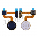 Home Button With Flex Cable for LG V30/ V30S/ V35 ThinQ H930 H931 H932 US998 VS996 - Blue