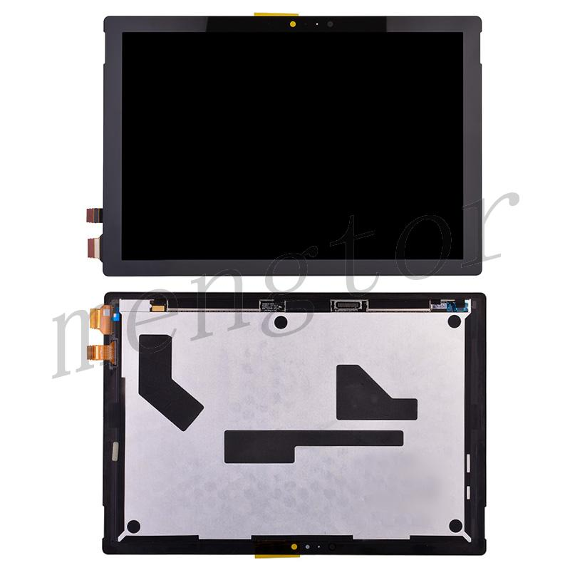 LCD Screen Display with Digitizer Touch Panel for Microsoft Surface Pro 6 - Black
