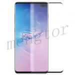 Full Curved Tempered Glass Screen Protector for Samsung Galaxy S10 Plus G975(Retail Packaging)