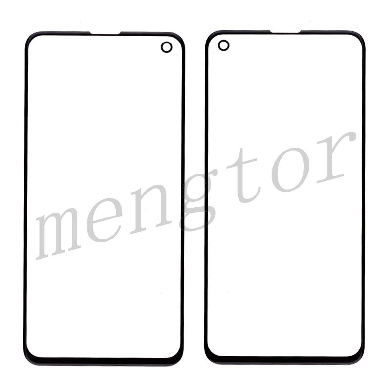 Front Screen Glass Lens for Samsung Galaxy S10e G970,S10 Lite - Black