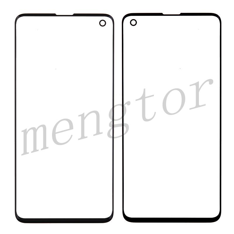 Front Screen Glass Lens for Samsung Galaxy S10 G973 - Black