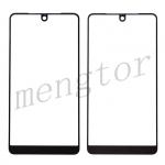 Front Screen Glass Lens for Essential Phone PH-1 - Black