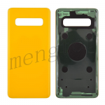 Back Cover Battery Door for Samsung Galaxy S10 G973(for SAMSUNG) - Yellow