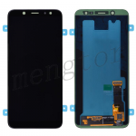 LCD Screen Display with Touch Digitizer Panel for Samsung Galaxy A6(2018) A600A - Black