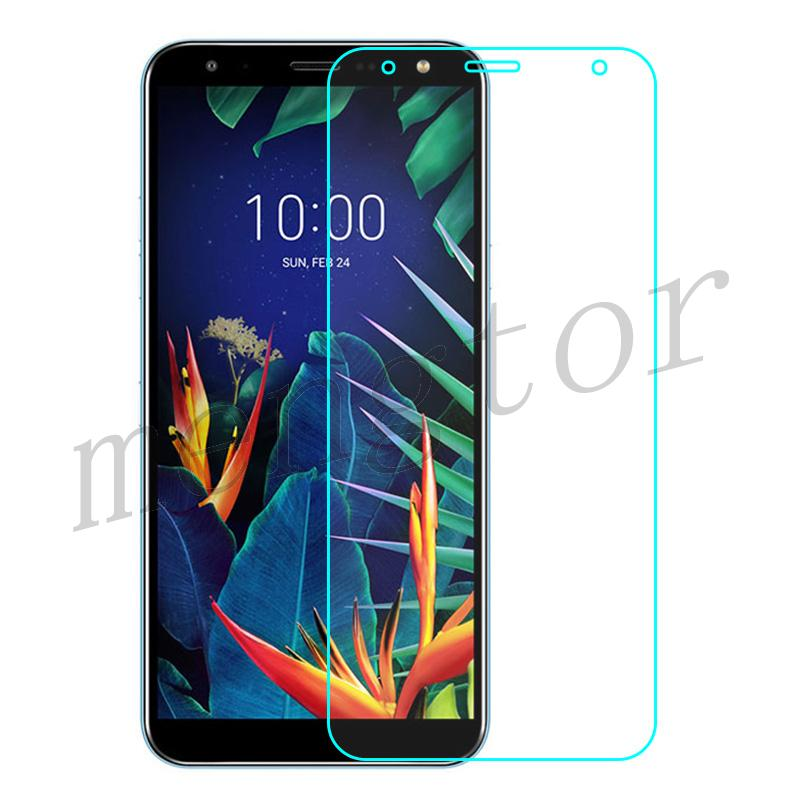 Tempered Glass Screen Protector for LG K40 (Retail Packaging)