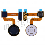 Home Button With Flex Cable for LG V30/ V30S/ V35 ThinQ H930 H931 H932 US998 VS996 - Black