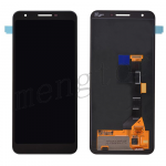 OLED Screen Display with Touch Digitizer Panel for Google Pixel 3a - Black