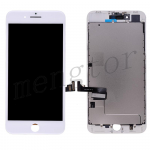 LCD Screen Display with Touch Digitizer Panel and Frame for iPhone 8 Plus (5.5 inches)(Premium Grade) - White