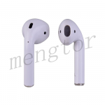 Bluetooth Earphone with Wireless Charging Case for Mobile Phone(Super High Quality) - White