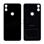 Back Cover Battery Door for Motorola One,P30 Play XT1941 - Black