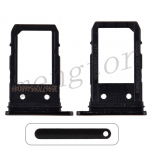 Sim Card Tray for Google Pixel 3a - Black