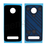 Back Cover Battery Door for Motorola Moto Z3 Play XT1929 - Black