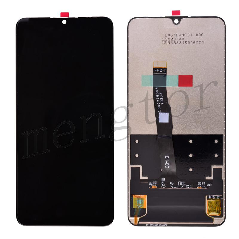 LCD Screen Display with Touch Digitizer Panel for Huawei P30 Lite - Black