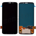 LCD Screen Display with Touch Digitizer Panel for Motorola Moto Z3/ Z3 Play XT1929-3 - Black