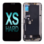 Premium Hard OLED Screen Display with Touch Digitizer Panel and Frame for iPhone XS(5.8 inches)(Generic Plus) - Black
