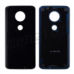 Back Cover Battery Door for Motorola Moto G7 XT1962 - Black