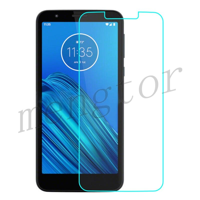 Tempered Glass Screen Protector for Motorola Moto E6 XT2005-3 (Retail Packaging)