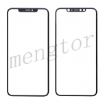 Front Screen Glass Lens with OCA for iPhone XS Max - Black