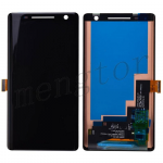 LCD Screen Display with Touch Digitizer Panel for Nokia 8 Sirocco - Black