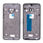 Middle Frame for Motorola Moto G7 XT1962 - Silver